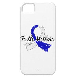 La fe importa ALS 5 iPhone 5 Carcasa