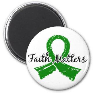 La fe importa cáncer de 5 conductos biliares imán redondo 5 cm
