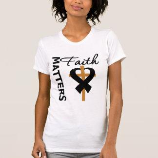 La fe importa cáncer de piel playeras