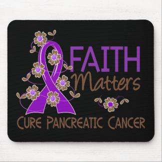 La fe importa el cáncer pancreático 3 tapete de ratones