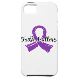 La fe importa el síndrome de 5 Sjogren iPhone 5 Funda