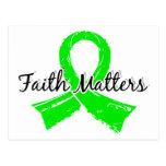 La fe importa enfermedad de 5 Lyme Postal