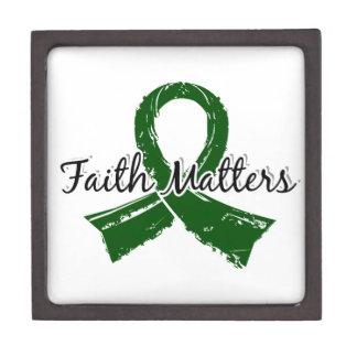 La fe importa enfermedad del higado 5 cajas de recuerdo de calidad