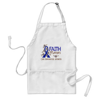 La fe importa la artritis reumatoide 3 delantales