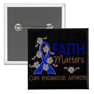 La fe importa la artritis reumatoide 3 pins