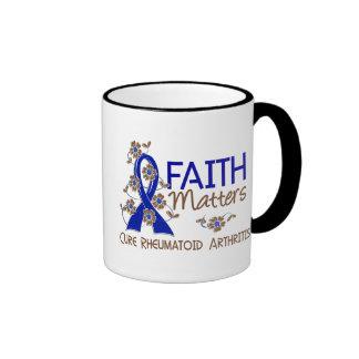 La fe importa la artritis reumatoide 3 tazas