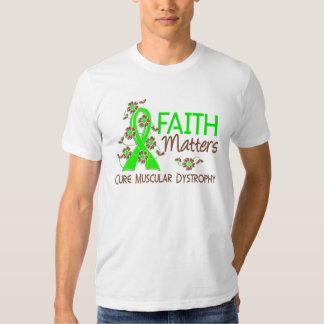 La fe importa la distrofia muscular 3 playera