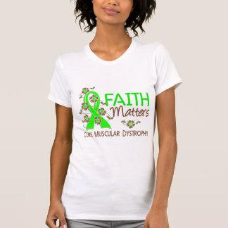 La fe importa la distrofia muscular 3 playeras