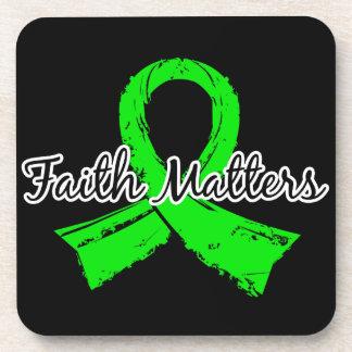 La fe importa la distrofia muscular 5 posavasos