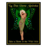 La Fee Verte Absinthe Posters