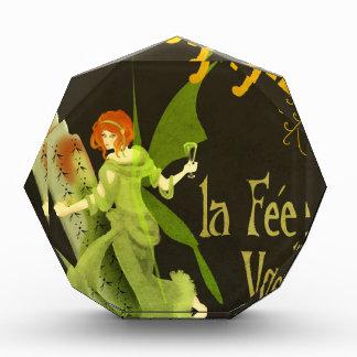La Fee Verte Acrylic Award