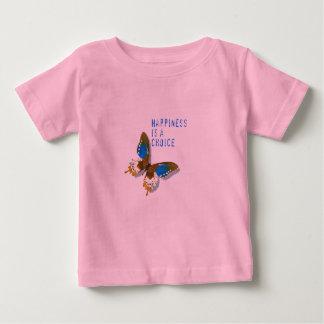 La felicidad de la mariposa es una camiseta
