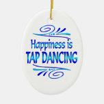 La felicidad es BAILE de GOLPECITO Ornamente De Reyes