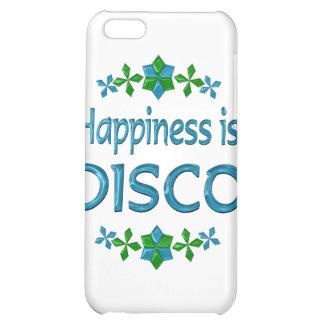 La felicidad es disco