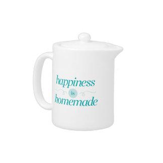 La felicidad es hecha en casa