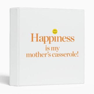"""La felicidad es la cazuela de mi madre carpeta 1"""""""
