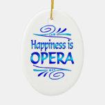 La felicidad es ÓPERA Adorno