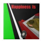 La felicidad es tejas  cerámicas