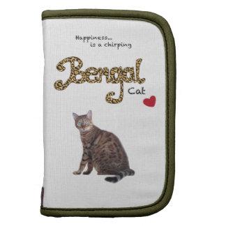 La felicidad es un gato de Bengala que gojea Planificador