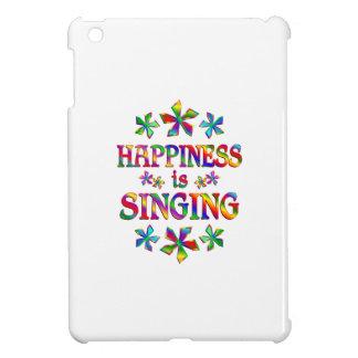 La felicidad está cantando