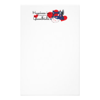 La felicidad está cosiendo papeleria personalizada