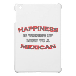 La felicidad está despertando al lado de un mexica