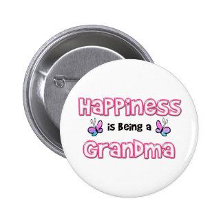 La felicidad está siendo una abuela pins