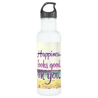 La felicidad parece buena en usted