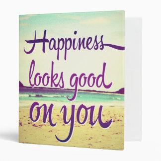 """La felicidad parece buena en usted carpeta 1"""""""