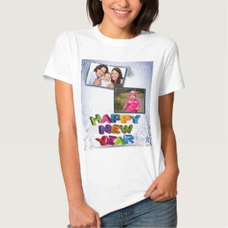 La Feliz Año Nuevo añade la camisa de sus mujeres