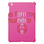 La Femme Numéro 1 - Number 1 Wife in Canadian Case For The iPad Mini