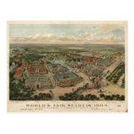 La feria 1904 de mundo de St. Louis Postales