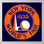 La feria 1939 de mundo de Nueva York Impresiones