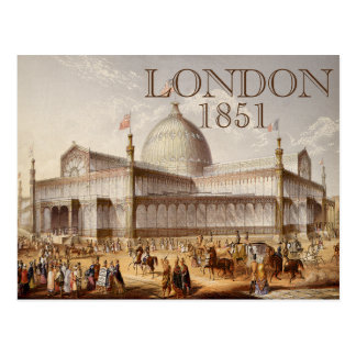 La feria de mundo de Londres del palacio Postales