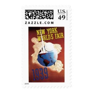 La feria de mundo de Nueva York, 1939 Envio