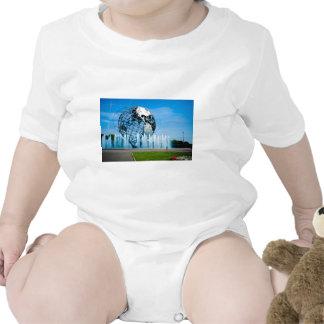 La feria de mundos trajes de bebé