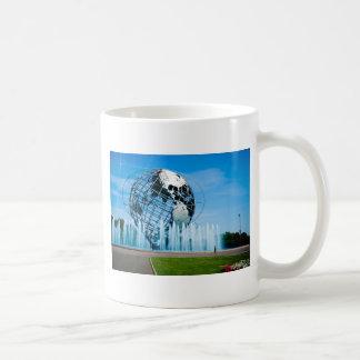 La feria de mundos tazas de café