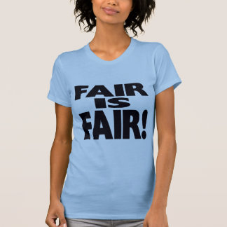 ¡La FERIA es JUSTA! Camiseta