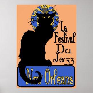 La Festival Du Jazz, Chat Noir