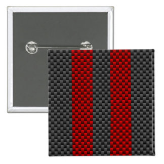 La fibra de carbono roja de Borgoña tiene gusto de Pin Cuadrado