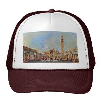 La Fiera Della Sensa In Piazza San Marco. Trucker Hat