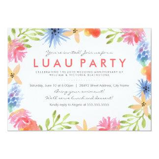 La fiesta de aniversario de las flores de paraíso anuncios personalizados