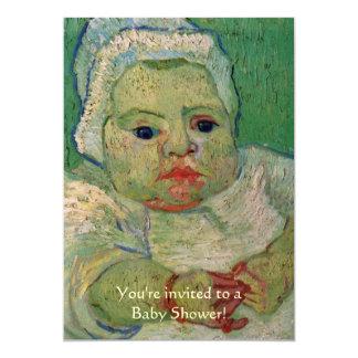 La fiesta de bienvenida al bebé de Van Gogh Anuncio