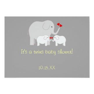 La fiesta de bienvenida al bebé del elefante comunicados personales