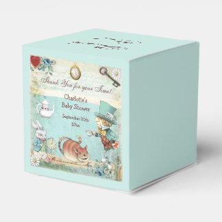La fiesta de bienvenida al bebé enojada del caja para regalo de boda