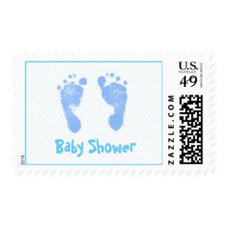 La fiesta de bienvenida al bebé sella el magnesio timbre postal
