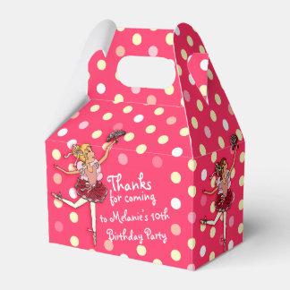 La fiesta de cumpleaños de la bailarina de los cajas para regalos de boda