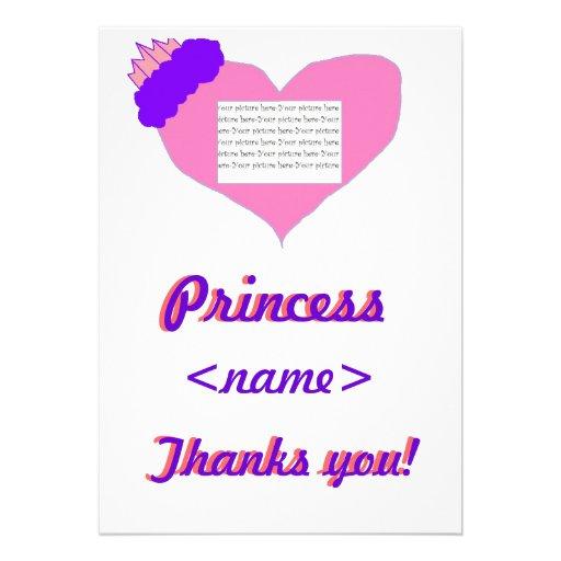 La fiesta de cumpleaños de princesa Heart First le
