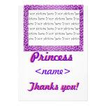 La fiesta de cumpleaños de princesa Mini Hearts Fi