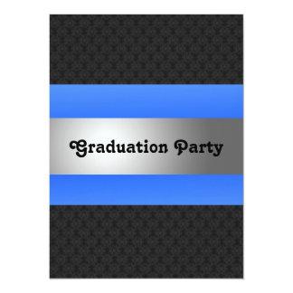 La fiesta de graduación invita anuncios